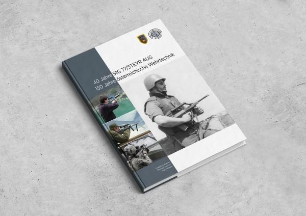 Buch 40 Jahre STEYR AUG