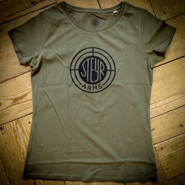 T-Shirt STEYR ARMS Damen