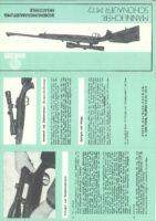 BA MANNLICHER SCHOENAUER M72